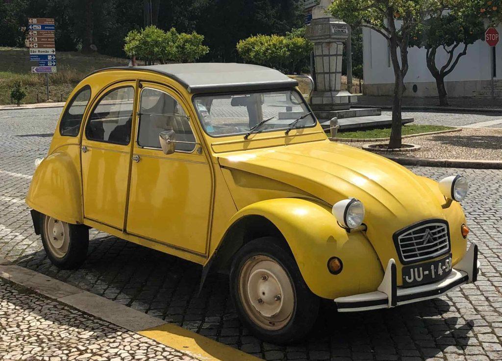 coche clásico