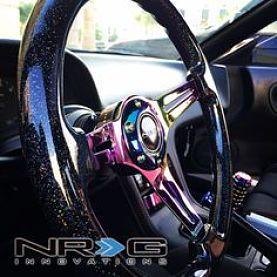 cambio volante coche