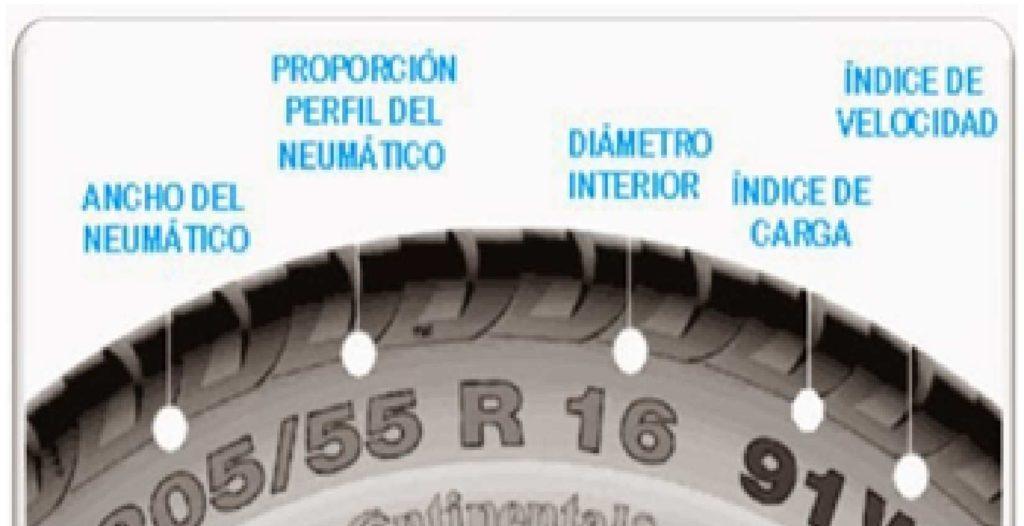 Neumático normativa